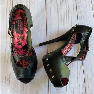 Bad girl heels by Abbey Dawn